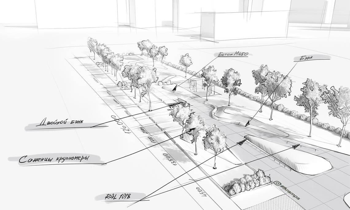 Эскизное проектирование <br /> иархитектурная визуализация