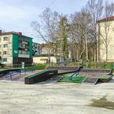 Проект: скейт парк в Макарове