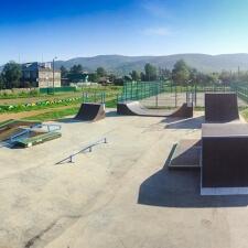 Проект: скейт парк в Сахалинской области