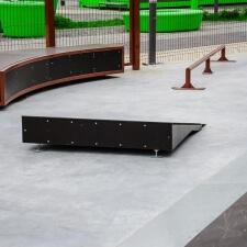 Скейт парк в Минске от FK-ramps