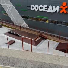 Скейтпарк в Республике Беларусь