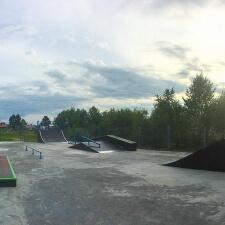Проект: скейт парк в Молодежном