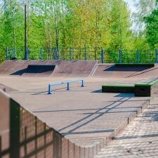 Скейт парк в Кронштадте: где находится?