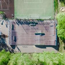 Скейт парк в Ленинградской области
