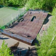 Скейт парк в Кронштадте: особенности