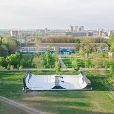 Скейт парк в Ростове-на-Дону: конфигурация