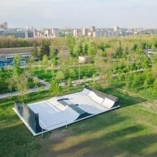 Ростов-на-Дон: ищете, где скейт парк?