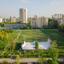 Скейт парк в Ростове-на-Дону: проект