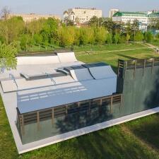 Скейт парк Ростов-на-Дону ДГТУ