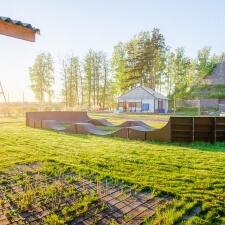 Памп трек в Ленинградской области
