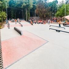 Масштабный проект реконструкции городского парка