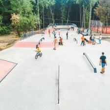 Скейт парк в Кишиневе