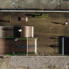 Скейт парк в Мончегорске: проект