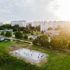 Скейт парк в Коломне: адрес