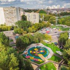 Бетонный скейт парк на Ремизова