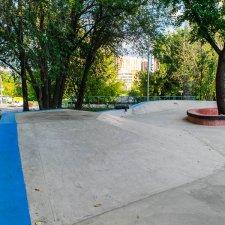 Бетонный экстрим парк на Ремизова