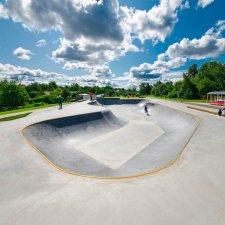 Скейтпарк в Зеленограде