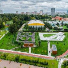 Скейт парк у Черкизовского парка
