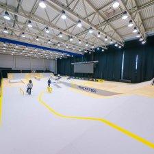 Скейт парк от FK-ramps