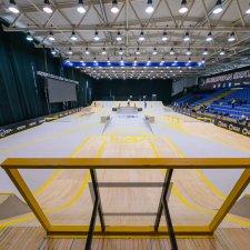 Элементы скейт парка в Нижнем Новгороде