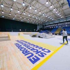 Дизайн скейт парка
