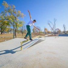 Скейт площадка в Севастополе