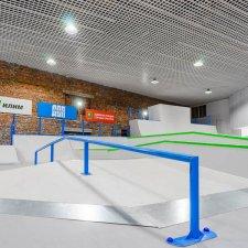 Особенности скейт парка в Братске