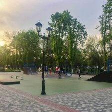 Скейт парк в Пятигорске