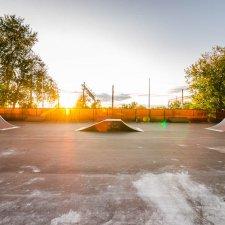 Скейт парк М-02