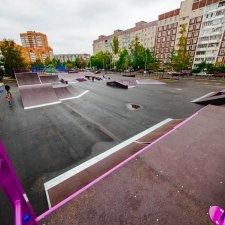 Конфигурация скейт парка