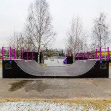 Скейт парк во Всеволожске