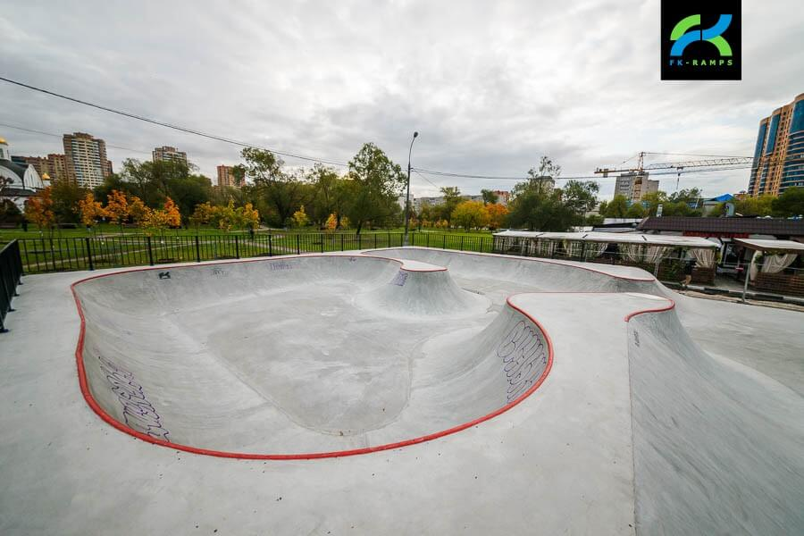 Реутов скейт