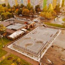 Скейт парк в Реутове: фото