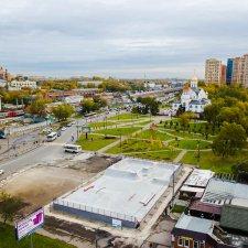 Новый скейт парк в Реутове