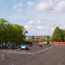 Скейт парк Миасс: фото