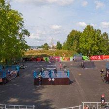 Скейт парк в Челябинской области: фото