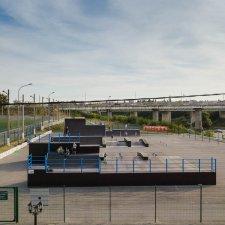 Скейт парк в Ельце: фото