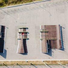 Скейт парк в Ельце