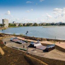 Скейт парк Ивановский карьер