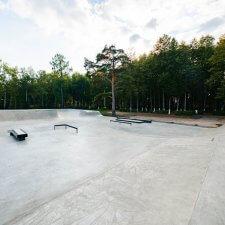 Скейт парк в Наро-Фоминске