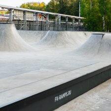 Технологии строительства скейт парка