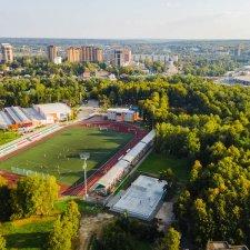 Новый скейт парк в Наро-Фоминске