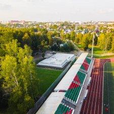 Скейт парк в Наро-Фоминске: фото