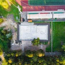 Спортивная площадка в Наро-Фоминске