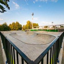 Бетонный скейт парк от FK-ramps