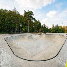 Скейт парк от FK-ramps: фото