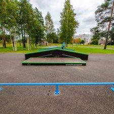 Скейт парк в Парголово