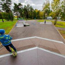 Скейт парк Парголово
