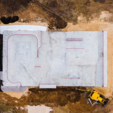 Скейт парк в Нижнем Новгороде Сормовский район