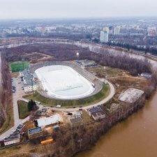 Скейт парк в Нижнем Новгороде: фото